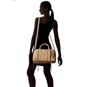 Rebecca Minkoff Vanity Zip Satchel / Bag